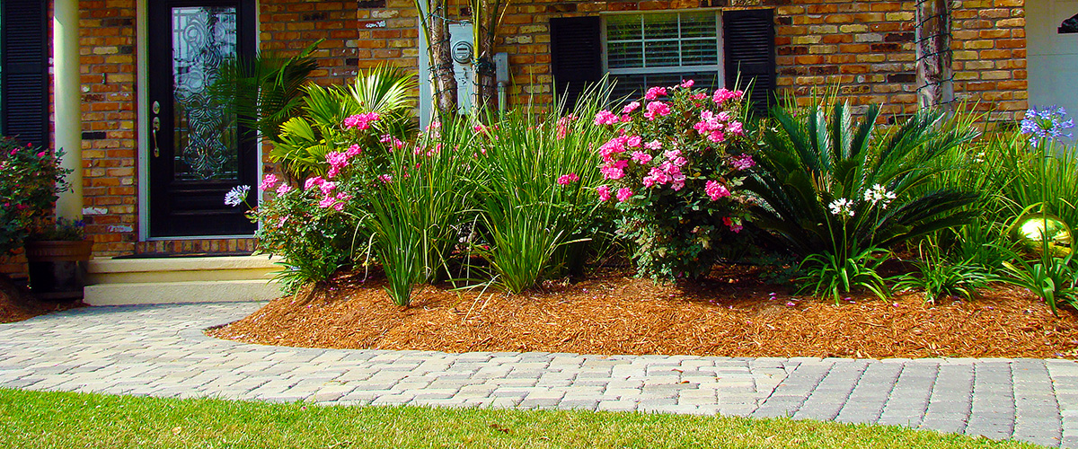 Gulf Breeze Landscaping Llc Providing Landscaping